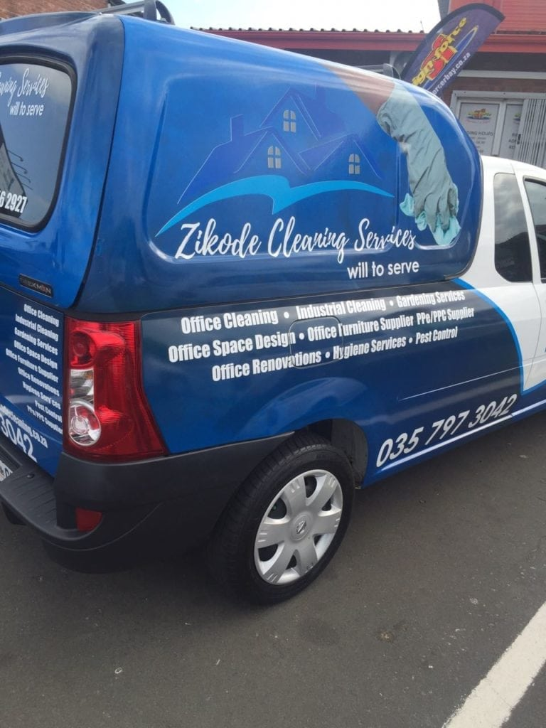 Zikhode Cleaning Services